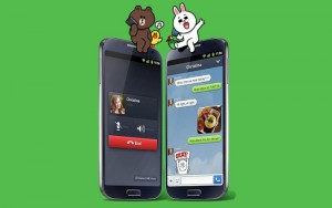 LINE-fuer-Android